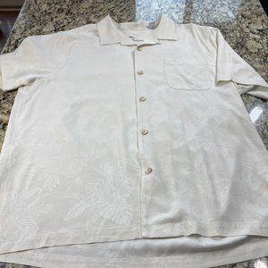 Tommy Bahama Silk Men's Button Down Shirt